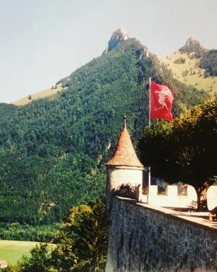 Chateau de Gruyére