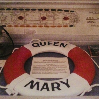 Queen Mary, Long Beach CA