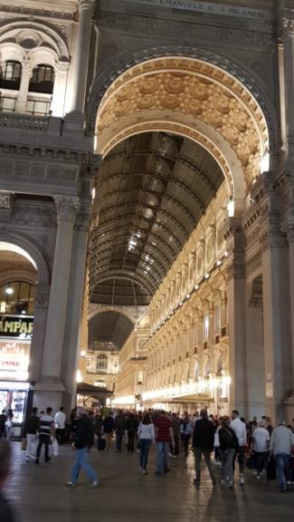 Galleria Emanuelle Vittorio, Milano