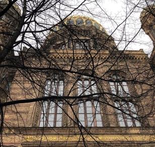 Sinagoga em Berlin