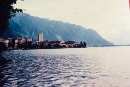 Lac Lemán, Montreux