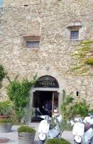 Castello de Volpaia, Toscana