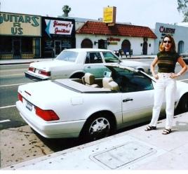 Sunset Boulevard, Los Angeles
